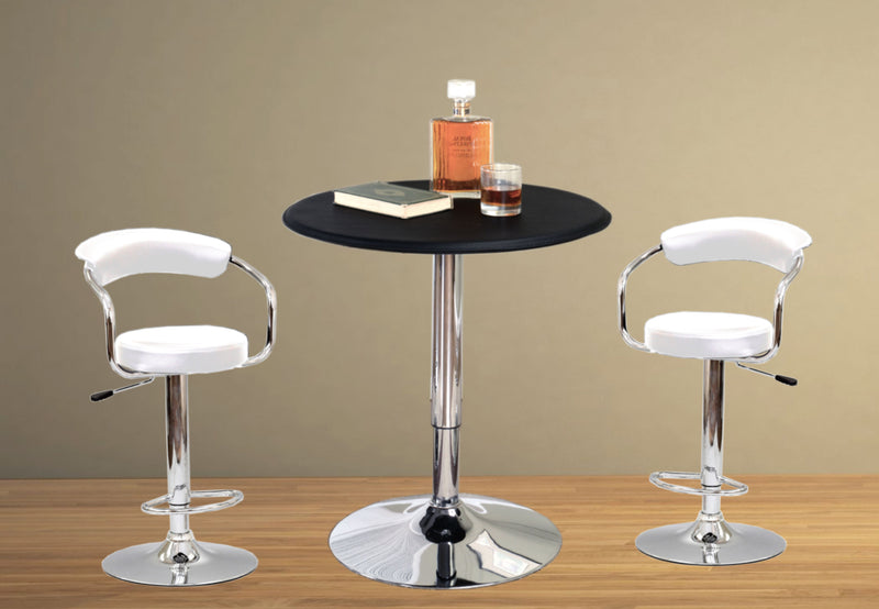 Kylie 3pc Pub Set - The Fine Furniture