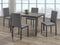 Rayan 5pc Dinette Set - The Fine Furniture