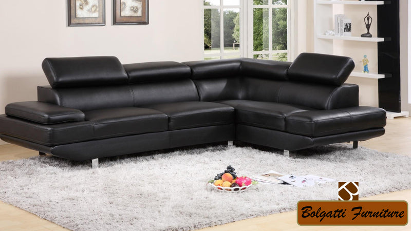 1012 2pc Sectional Sofa - The Fine Furniture