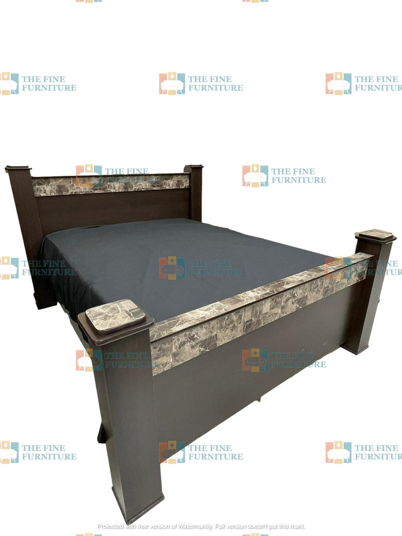 Tatum Bed Frame - Single/Double/Queen/King - The Fine Furniture