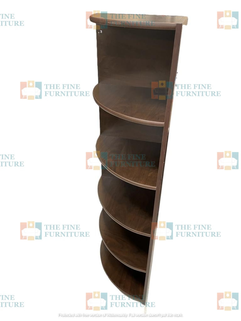 Sylas 5 Foot Corner Stand - The Fine Furniture
