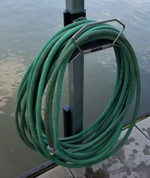 Heavy Duty Holder - Hose, Power Cord - Dock Essentials