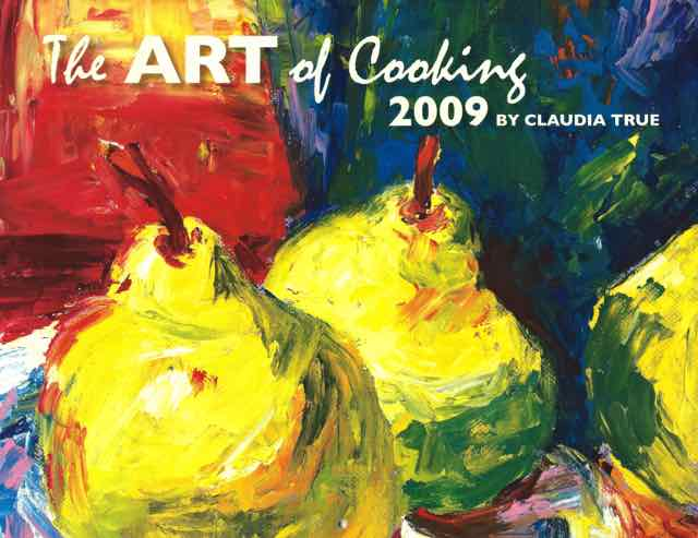 2009 The Art of Cooking Calendar