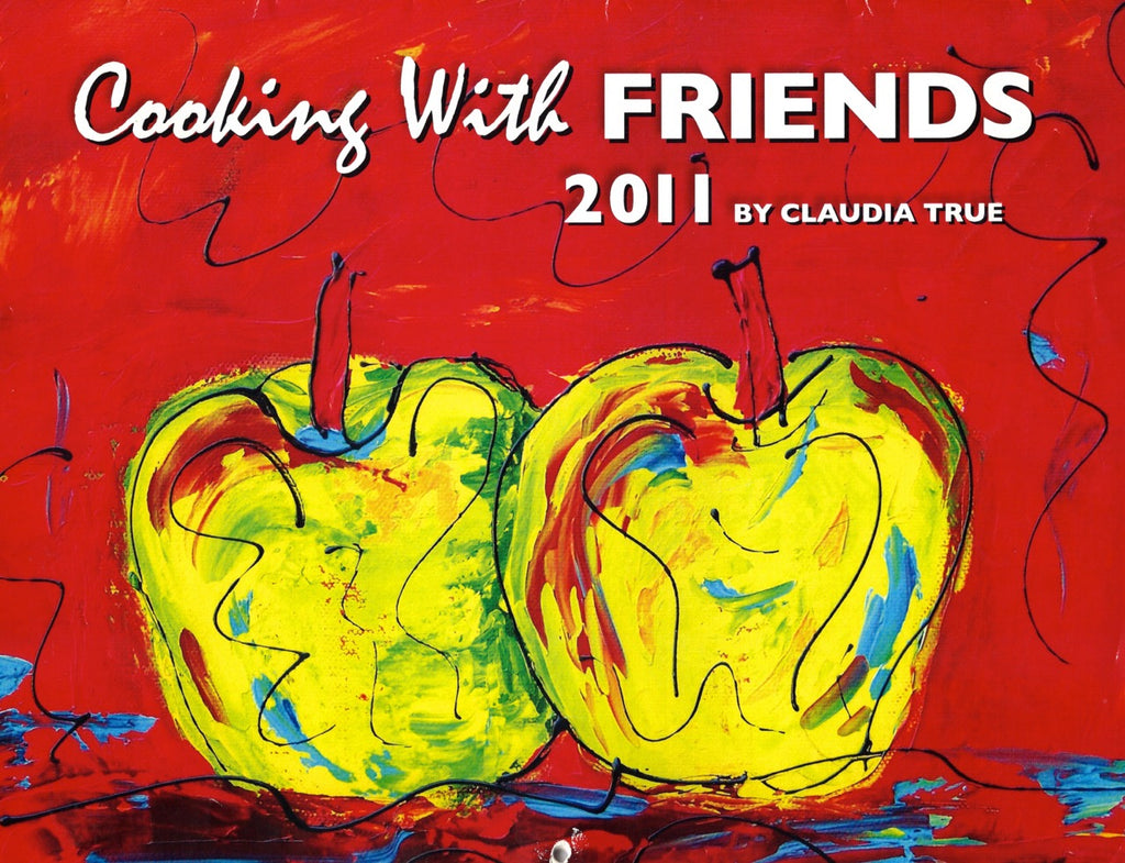 2011 Cooking with Friends Calendar