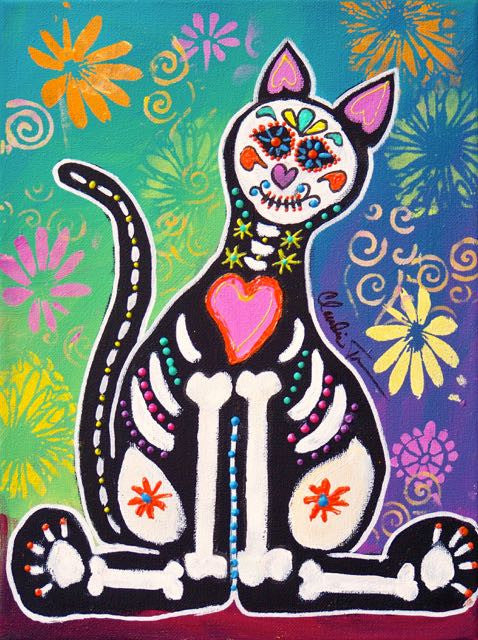 Day of the Dead Cat 2