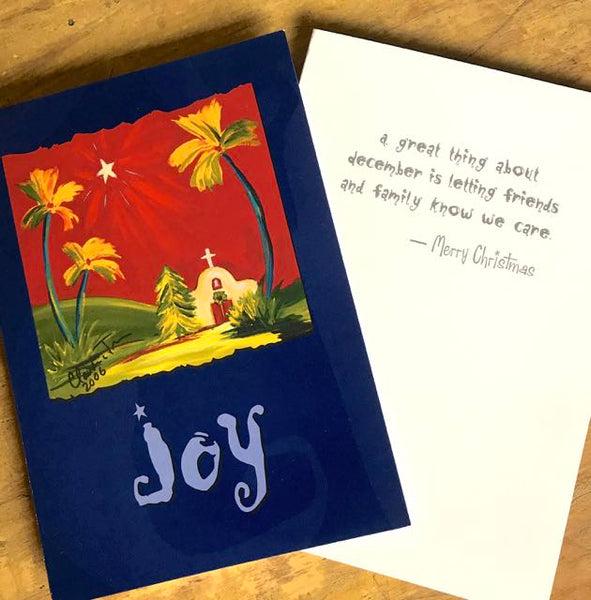 Christmas Cards - Joy