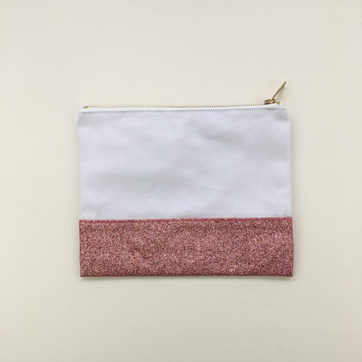 Cosmetic Glitter Make Up Pouch Bag