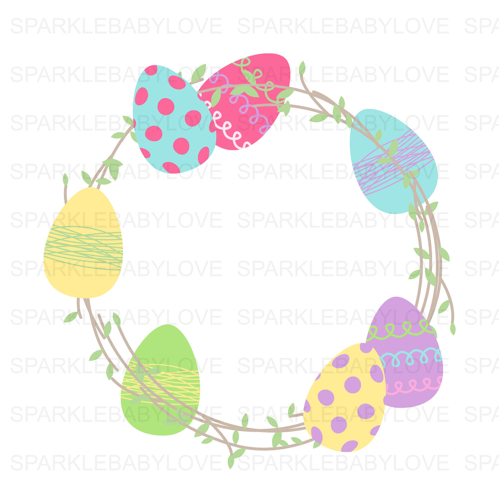 Easter wreath Floral Iron on, DIY iron on,Sublimation transfer, Ready to Press, Iron on Ready, htv printed, Antler Iron on, Iron on Transfer