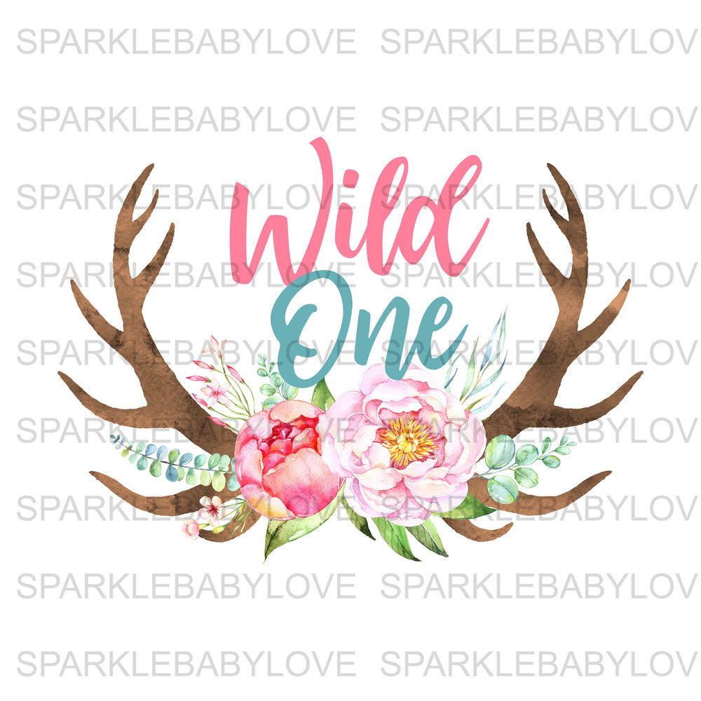 Wild one, DIY iron on,Sublimation transfer, Ready to Press, Iron on Ready, htv printed, Wild one, Iron on Transfer