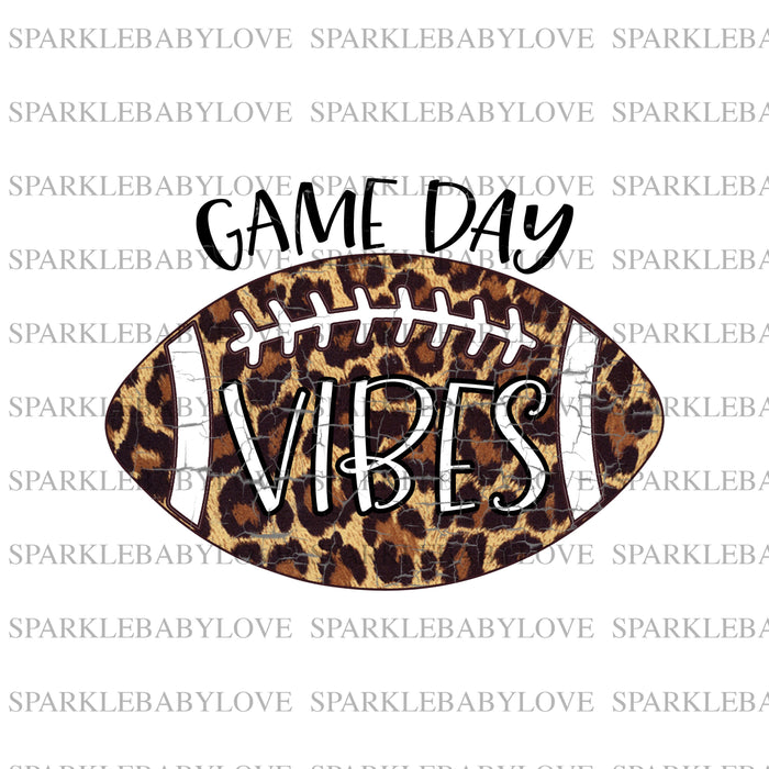 Gameday vibes sublimation, football  Sublimation transfer, Fall image transfer, Ready to Press, Iron on Ready, Thankful and blessed