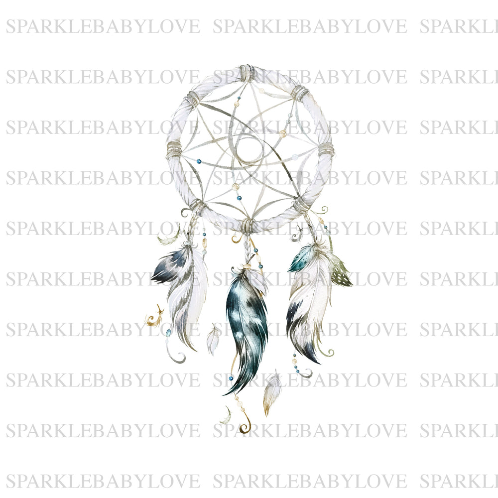 Dream Catcher iron on, Dream catcher sublimation transfer, Sublimation transfer, Ready to Press, Iron on Ready, htv printed,Iron on Transfer