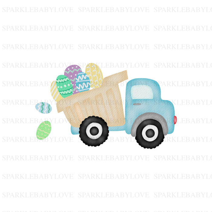 Easter truck Decal, Easter Decal Sticker, Mug Decal, Yeti decal sticker, laptop decal