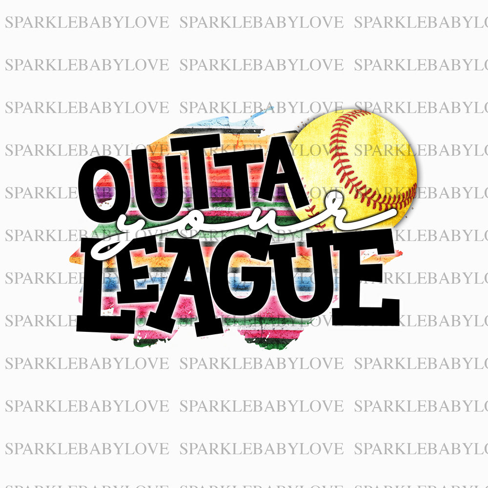 outta my league iron on Softball Mom Iron On Ready To Press Transfer, Baseball Mom design, Baseball Iron on, Sublimation Transfer