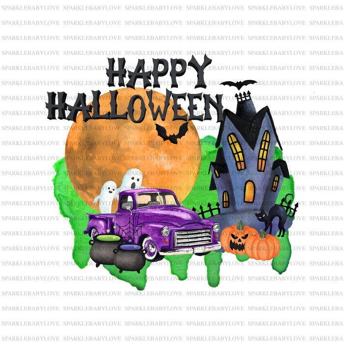 Halloween Sublimation transfer, Halloween sublimation transfer, halloween iron On Ready To Press Transfer  Iron on