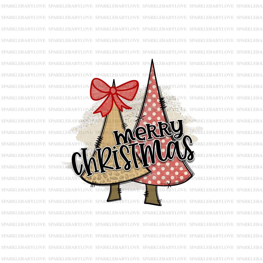 Merry Christmas Tree Holiday Iron On Ready To Press Transfer Christmas design, Merry Christmas Iron on, Christmas Tree Truck