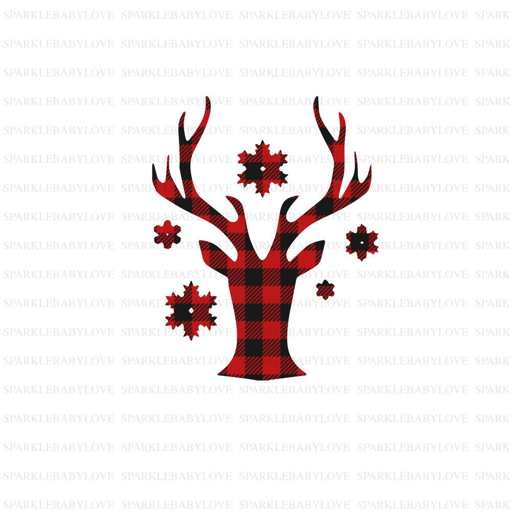 Deer Head Iron On Ready To Press Transfer, Deer Head Sublimation, Deer Iron On Transfer Vinyl, Iron On Transfer, Iron On Transfer Christmas