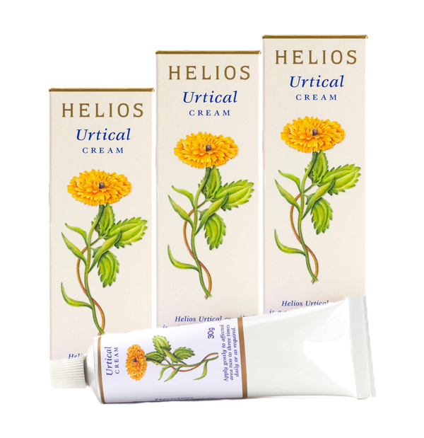 Urtical Cream Helios Creams 3 Pack