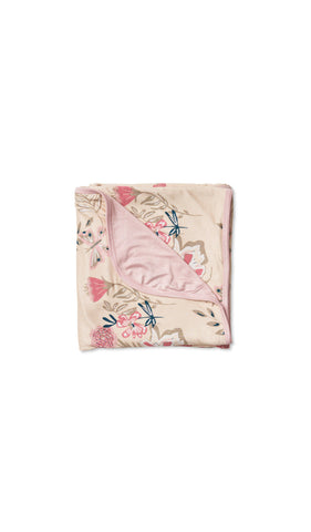 Swaddle Blanket - Wild Flower