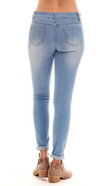 Aria Jean Medium Wash