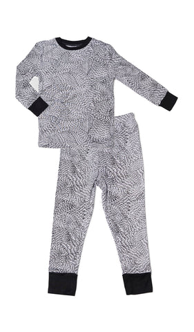 Emerson Kids 2 Piece Pant PJ  - Twilight