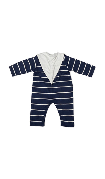 Romper 2-Piece - Navy