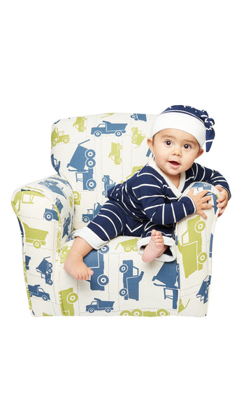 Baby's Take-Me-Home 4 Piece  - Navy