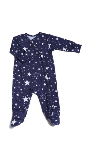 Footie 2 Piece  - Stars