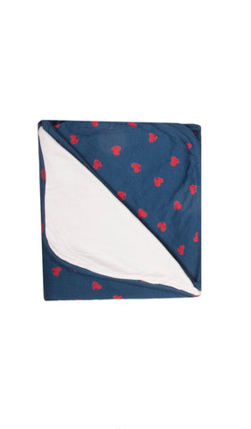 Swaddle Blanket  - Hearts