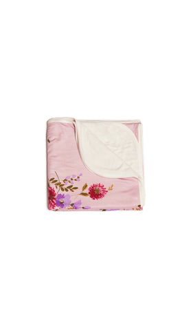 Swaddle Blanket - Dusty Rose