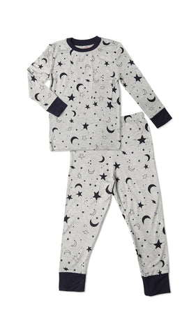 Emerson Kids 2 Piece Pant PJ  - Twinkle Night