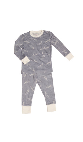 Emerson Kids 2 Piece Pant PJ  - Dream