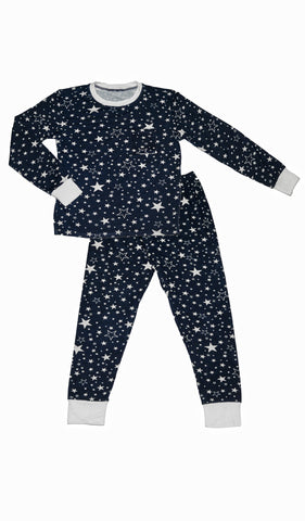 Emerson Kids 2 Piece Pant PJ  - Stars