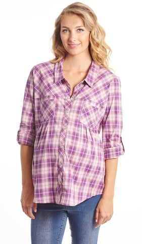 Batina Shirt Plaid