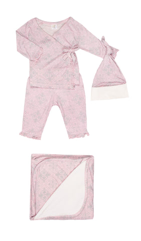 Baby's Ruffle Take-Me-Home 4 Piece  - Vintage