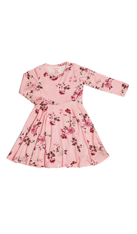 Kendyl Kids Twirly Dress - Blossom
