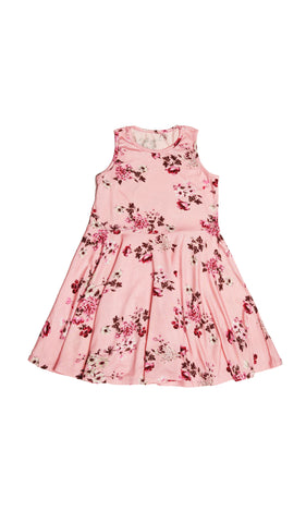 Lucia Kids Twirly Dress - Blossom