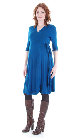 Kaitlyn Dress Teal
