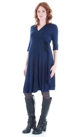 Kaitlyn Dress Navy