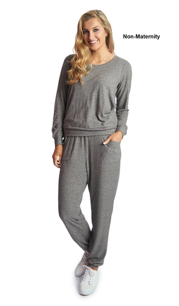 Whitney 2-Piece Charcoal