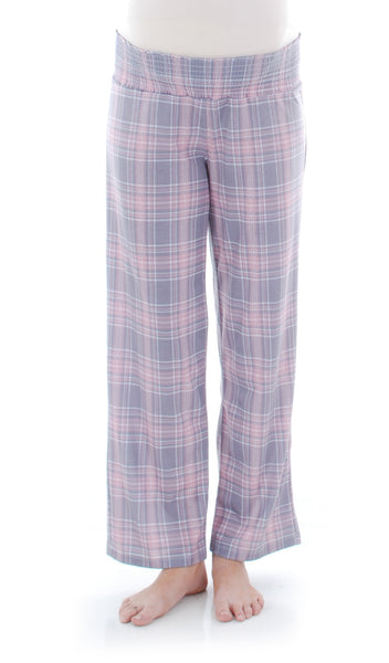 Susan 5-Piece Pink Plaid
