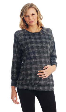 Augusta Grey Plaid
