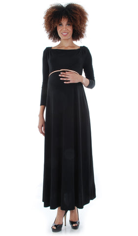 Zelena Dress Black - Final Sale