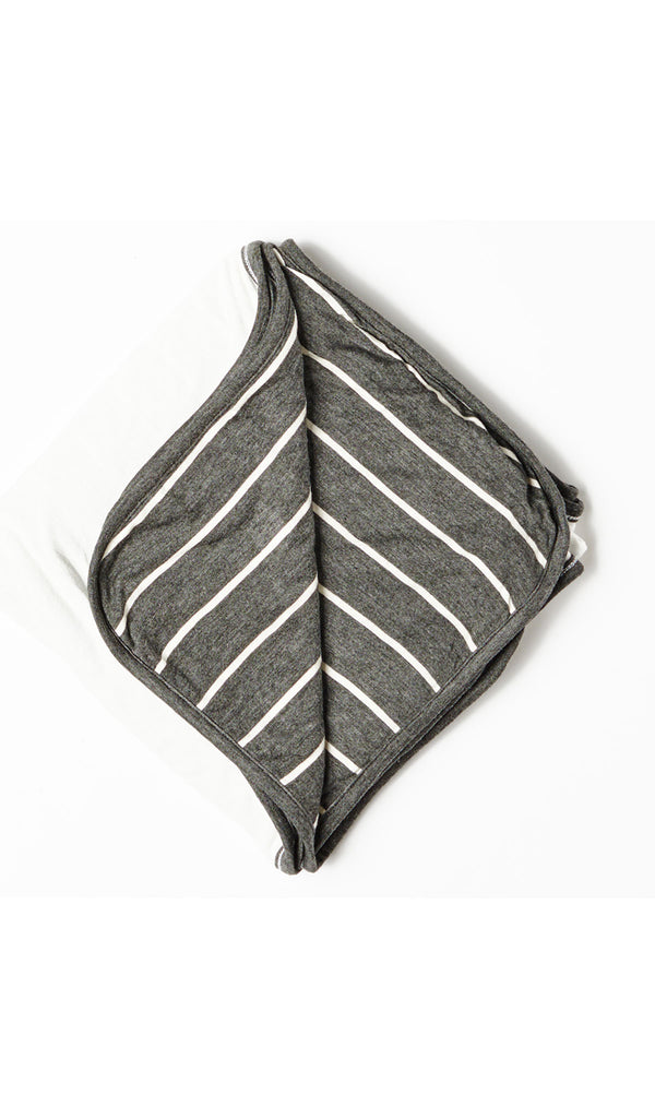 Swaddle Blanket  - Charcoal
