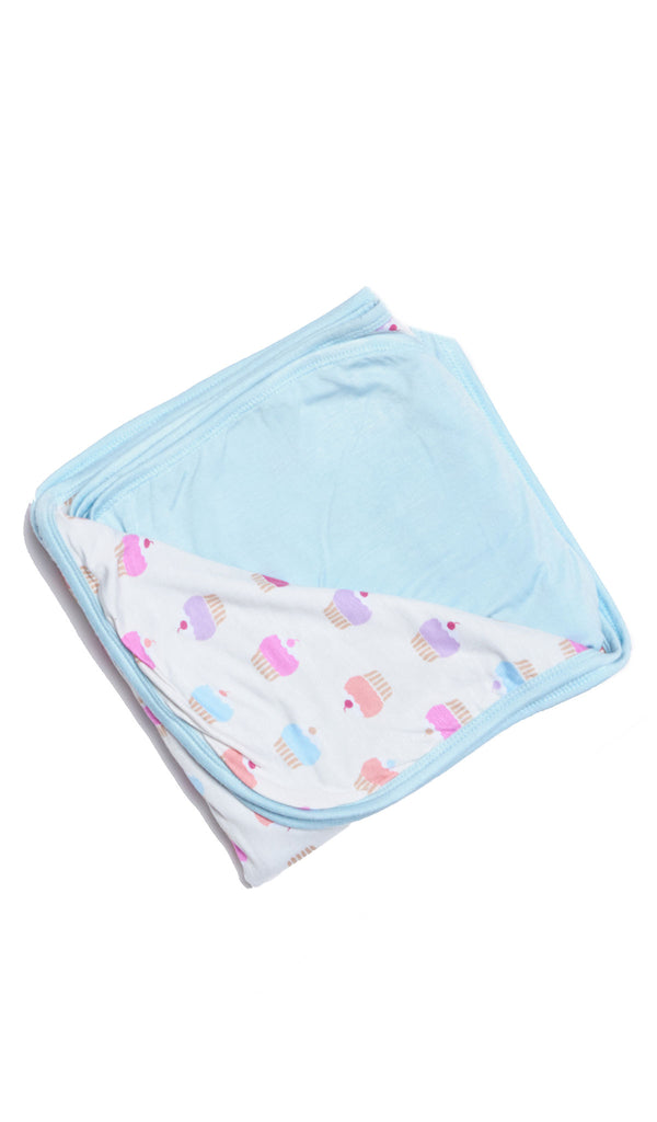 Swaddle Blanket  - Cupcakes