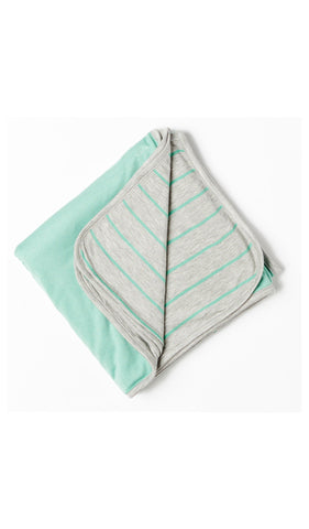 Swaddle Blanket  - Sea Foam