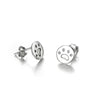 Limited Edition Pure Sterling Silver Paw Earrings