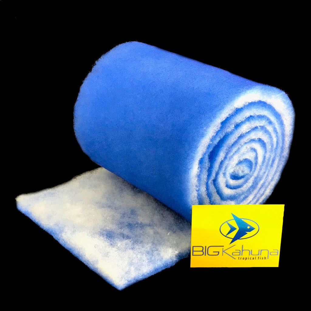 BONDED FILTER MEDIA ROLL WET/DRY SUMP PADS