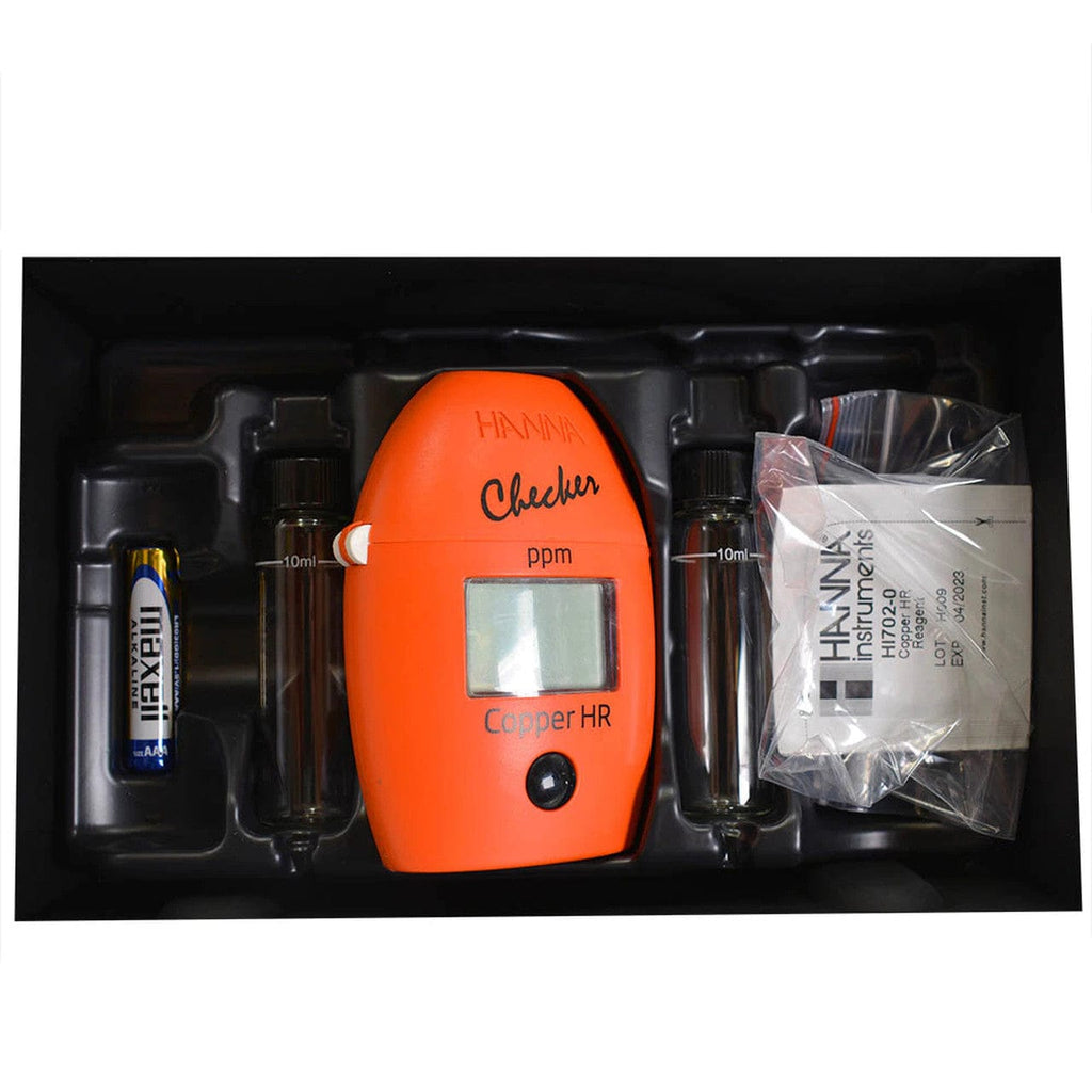 Hanna High Range Copper Colorimeter (H1702)