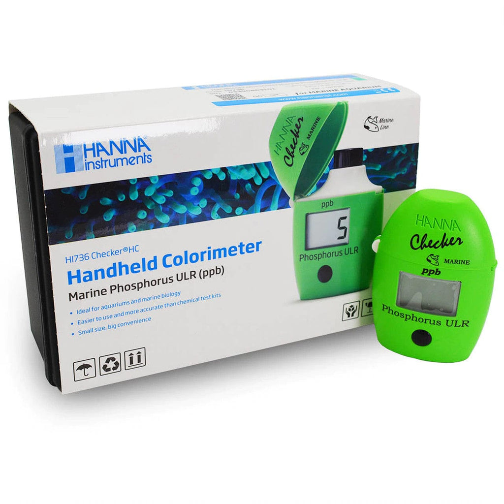 Hanna Saltwater Ultra Low Range Phosphorus Colorimeter (HI736)