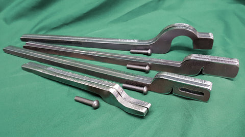 Best-Selling Quick Tongs Bundle Set, Quick Tongs- Ken's Custom Iron Store, www.KensIron.com